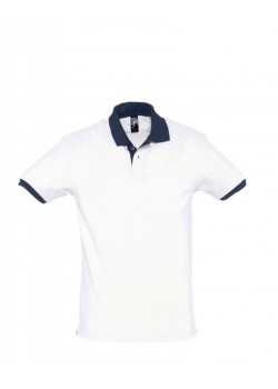 POLO PRINCE MEN BLANCO