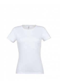 CAMISETA MISS BLANCO