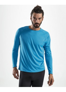 CAMISETA SPORTY LSL MEN COLOR