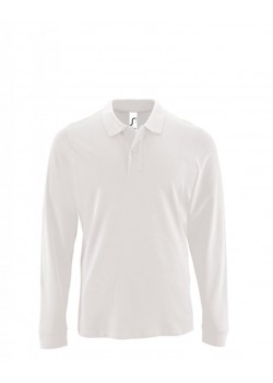 POLO PERFECT LSL MEN BLANCO