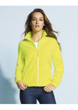 CHAQUETA POLAR NORTH WOMEN FLUOR