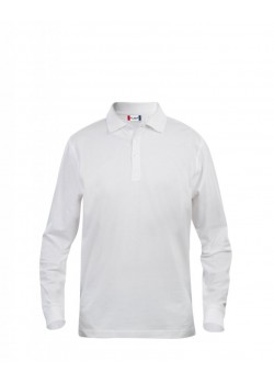 POLO MANGA LARGA CLASSIC LINCOLN L/S BLANCO