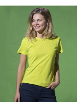 CAMISETA BASIC-T LADIES COLOR