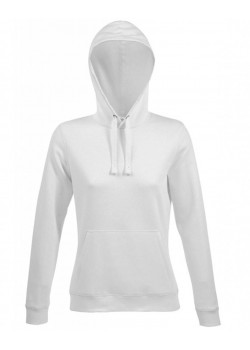 SUDADERA SPENCER WOMEN BLANCO
