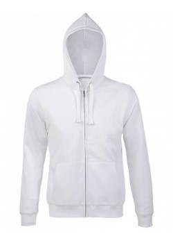 SUDADERA SPIKE MEN BLANCO
