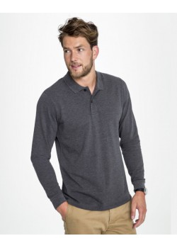 POLO PERFECT LSL MEN COLOR