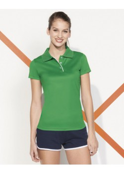 POLO TECNICO PERFORMER WOMEN COLOR