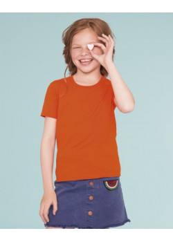 CAMISETA ORGANICA MILO KIDS COLOR