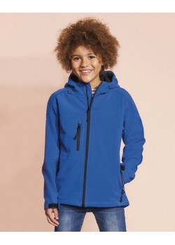 CHAQUETA SOFTSHELL REPLAY NIÑO