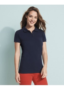 POLO PERFECT MUJER COLOR