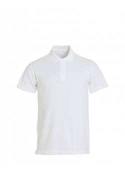 POLO BASIC BLANCO