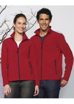CHAQUETA SOFTSHELL RACE