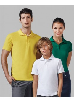 POLO STAR MUJER COLOR